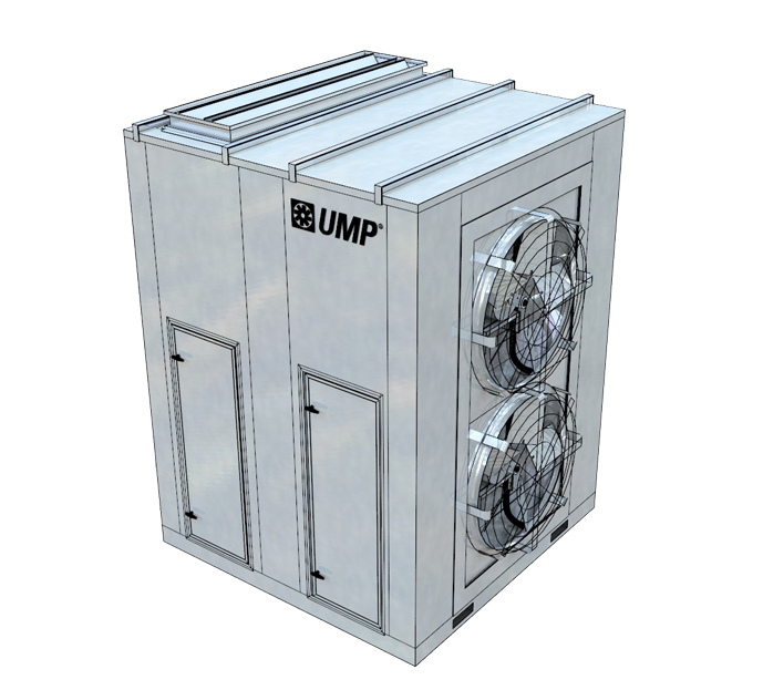 DC-RAC - Return Air Cooling Unit