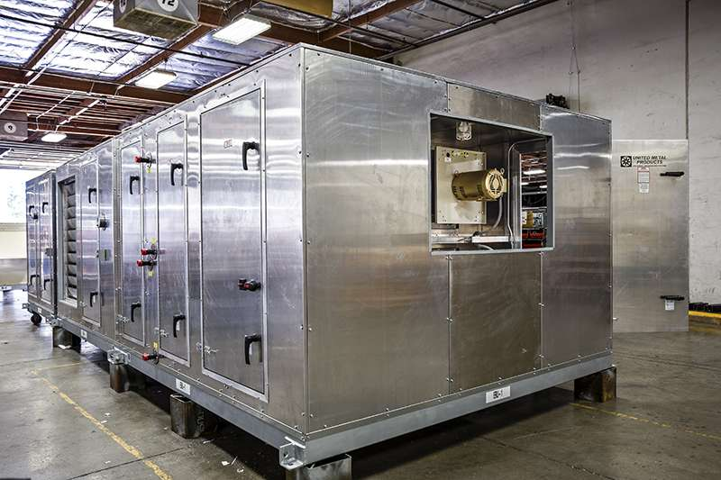 Custom Air Fully Customizable Air Handling Units By Ump