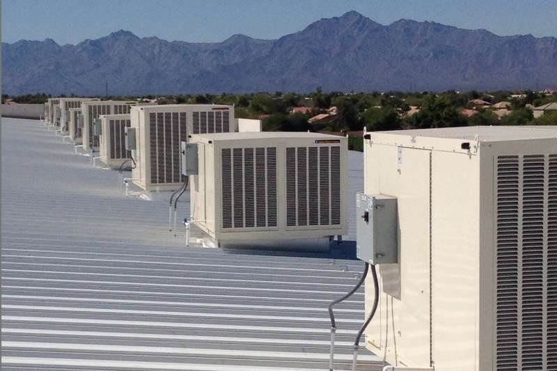 Fan-Air Evaporative Coolers