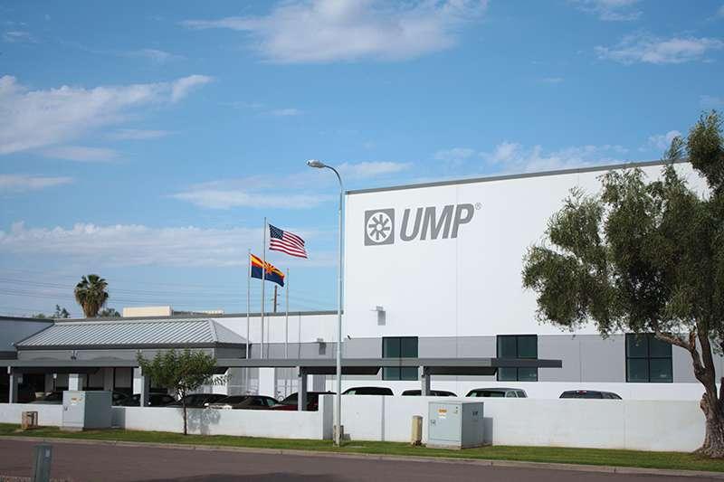 UMP B1 manufacturing facility