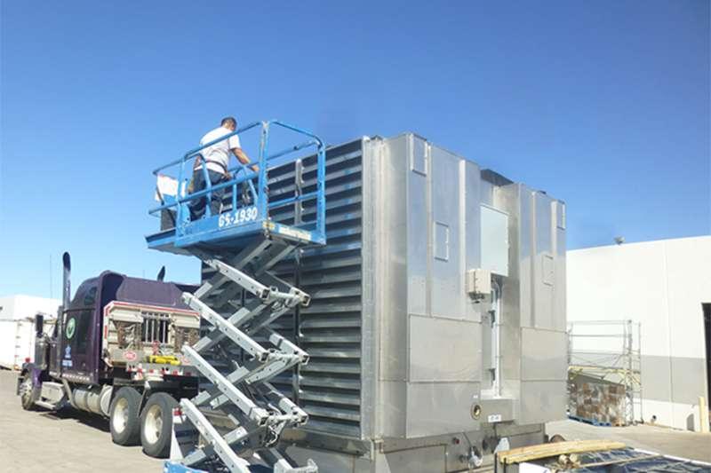 DC-AHC - Adiabatic Hydro Cooler