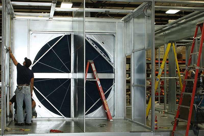 DC-RAW - Return Air Passive Wheel